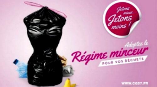 Exemple de «bad buzz», en 2014, cette affiche publicitaire pour le conseil général de Moselle avait fait polémique, jugée «sexiste» par les femmes